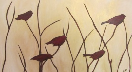 """Winter Finches"""